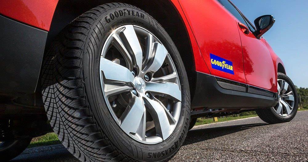 Гудеар тайр, Goodyear tire