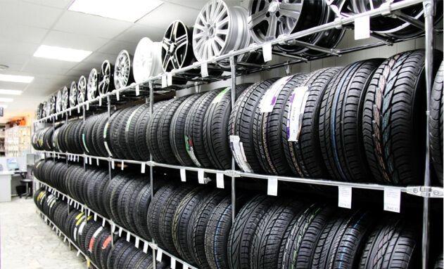 покупка шин онлайн