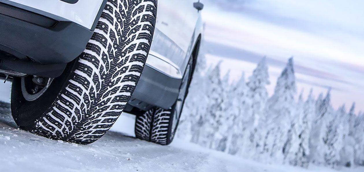 зимние и всесезонные шины