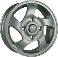 R13 5 4/114.3 69.1 ET45 Adora CV3501 Silver литой