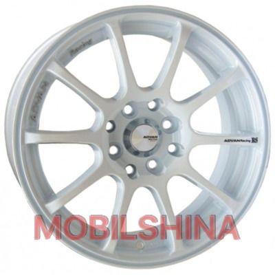 R16 7 4/108 63.4 ET38 Advan 832 Silver литой