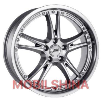 R17 8 5/100 60.1 ET32 AEZ Ares Silver литой