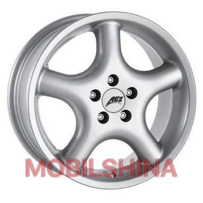 R15 7 5/120 74.1 ET18 AEZ Dion Silver литой