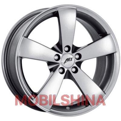 R15 6.5 5/112 70.1 ET35 AEZ Wave Silver литой