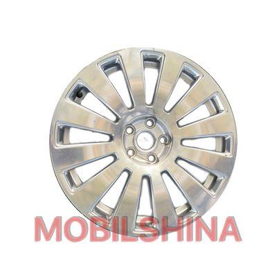 R15 6.5 5/100 57.1 ET40 Aitl 302 Silver литой
