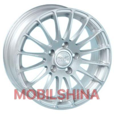 R15 6 5/112 73.1 ET35 ALEKS 5035 Silver литой