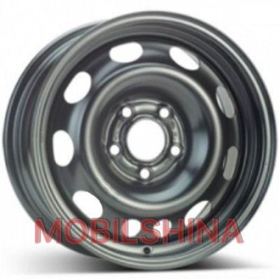 R15 5.5 5/110 65.1 ET33 ALST (KFZ) 6500 Opel Black стальной