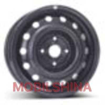 R14 5.5 4/114.3 56.6 ET44 ALST (KFZ) 6555 Chevrolet/Daewoo Black стальной