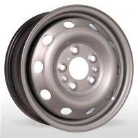 Диски R14 6 5/100 54.1 ET45 ALST (KFZ) 6970 Toyota Black стальной