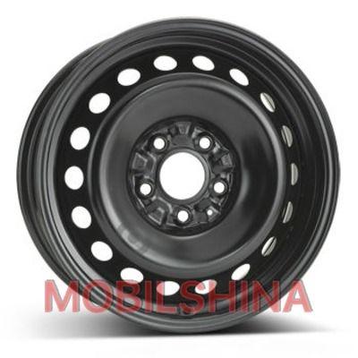 R16 6.5 5/114.3 66.1 ET40 ALST (KFZ) 7855 Nissan черный стальной