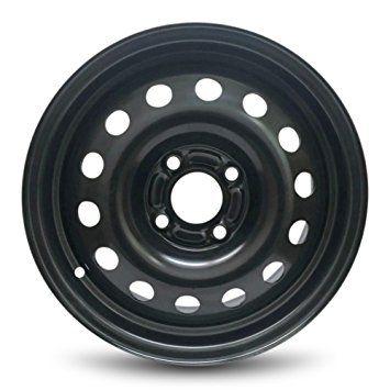 Диски R16 6.5 4/100 60.1 ET40 ALST (KFZ) 8312 Renault Black стальной