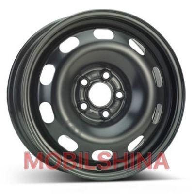 R15 6 5/100 57.1 ET38 ALST (KFZ) 8380 Volkswagen Black стальной