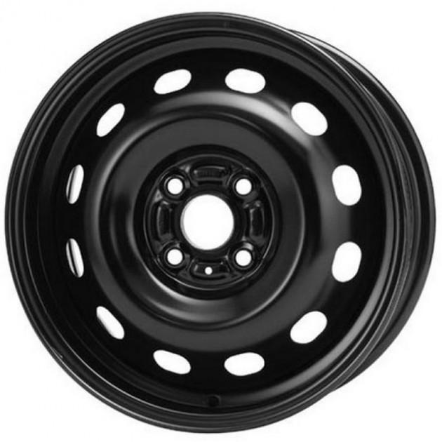 R17 6.5 5/114.3 60.1 ET45 ALST (KFZ) 9016 Toyota Black (стальной)