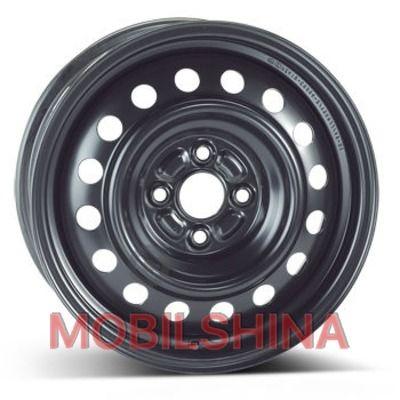 R15 6 4/100 54.1 ET45 ALST (KFZ) 9285 Toyota Black стальной