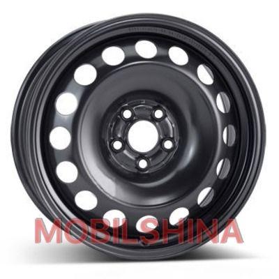 R16 6.5 5/100 57.1 ET42 ALST (KFZ) 9680 Volkswagen Black стальной