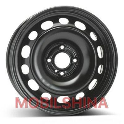 Диски R16 7 4/108 65.1 ET32 ALST (KFZ) 9783 Black стальной