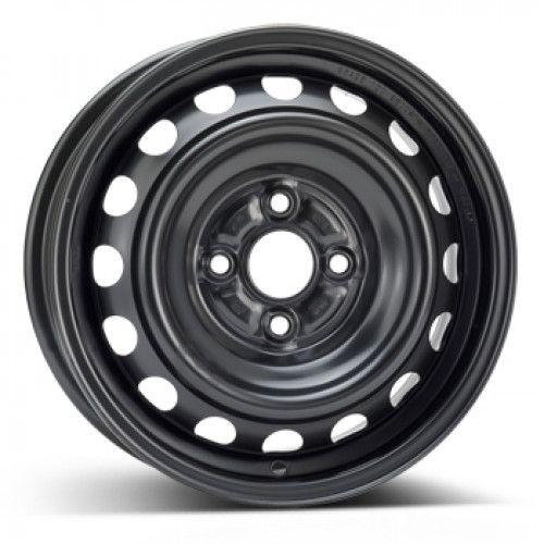 R15 5 4/100 54.1 ET27 ALST (KFZ) Noname Black стальной