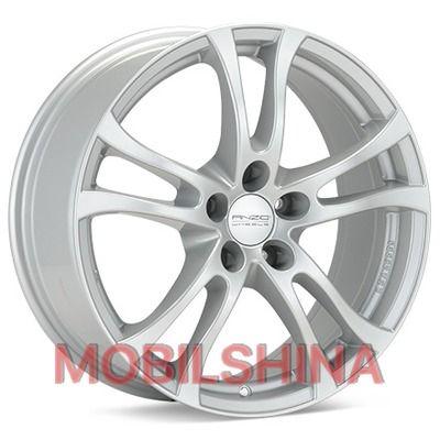 R16 6.5 5/114.3 70.1 ET45 Anzio Turn Silver литой