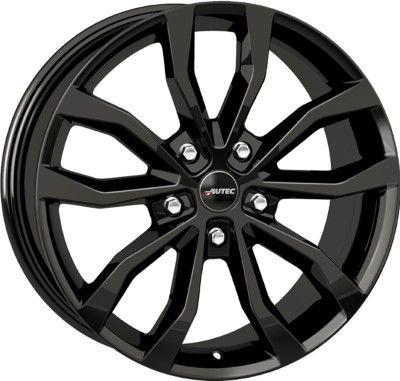 R21 9 5/112 66.6 ET22 Autec Uteca Black (литой)