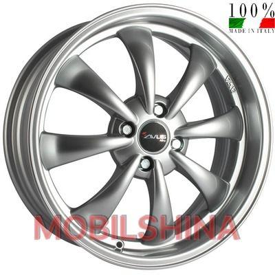 R17 7 4/100 56.1 ET42 Avus GB-EVO hyper silver литой