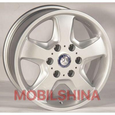 BANZAI L339 7/R15 5/130 Silver