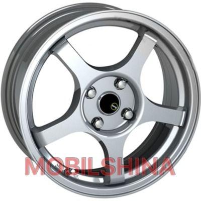 R15 6.5 4/100 73.1 ET40 Berg 587 Silver литой
