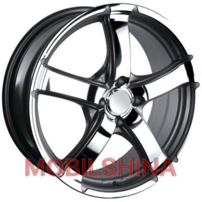 R14 6 4/98 67.1 ET38 CAM 350 Silver литой