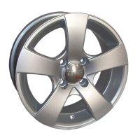 R15 6.5 4/114.3 67.1 ET35 Carre 501 Silver литой