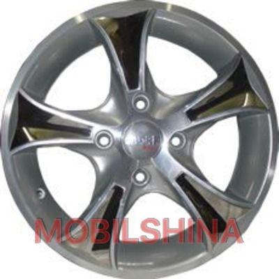 R15 6.5 4/100 67.1 ET35 Carre 845 MS-CS литой