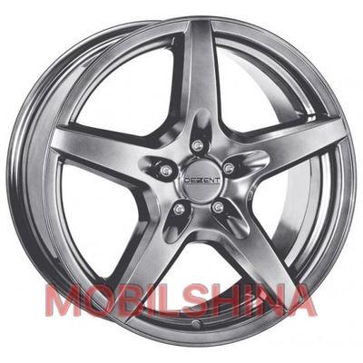 R15 6.5 4/100 60.1 ET38 Dezent T Silver литой