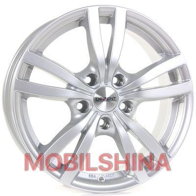 R16 6.5 5/108 70.1 ET50 Dezent TC Silver литой