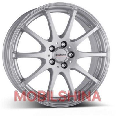 R15 6.5 3/112 57.1 ET38 Dezent V Silver литой