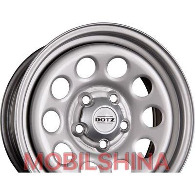 R16 7 5/120 65.1 ET30 Dotz Modular Silver стальной