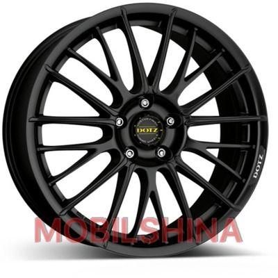 R16 7 4/108 65.1 ET25 Dotz Rapier matt black литой