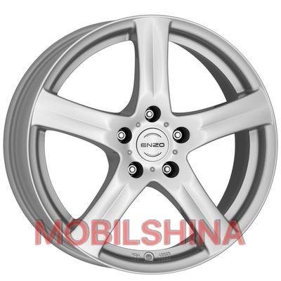R15 6 4/108 65.1 ET25 Enzo G Silver литой