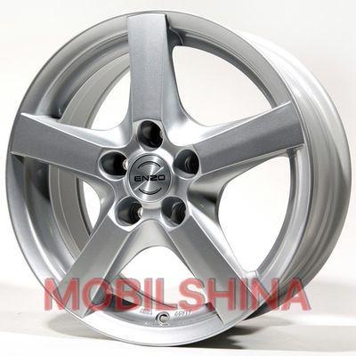 R13 5.5 4/100 70.1 ET35 Enzo H Silver литой