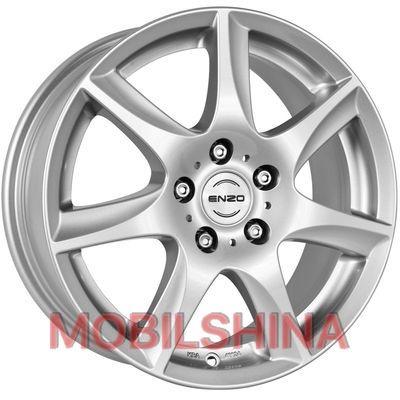 R15 6.5 5/112 70.1 ET38 Enzo W Silver литой