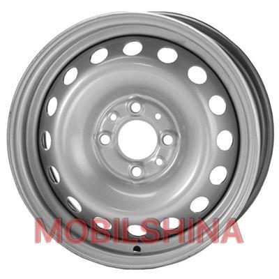 R13 5.5 4/100 60.1 ET36 Евродиск 52A36C Silver стальной