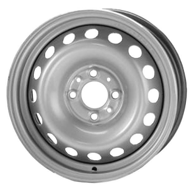 R14 5.5 4/108 57.1 ET45 Евродиск 53C45D серый стальной
