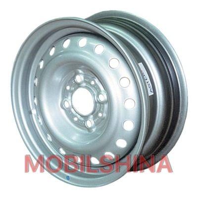 R15 10 4/114.3 67.1 ET45 Евродиск 64E45H Silver стальной