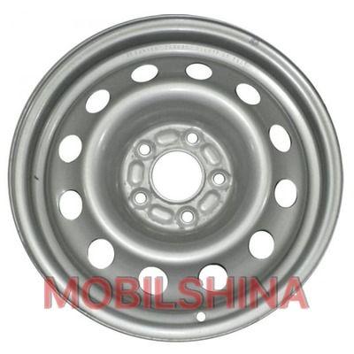 Диски R15 6 5/112 67.1 ET38 Евродиск 64I38H Silver стальной