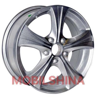 R15 6 4/100 67.1 ET38 Futek NF-310 Silver литой