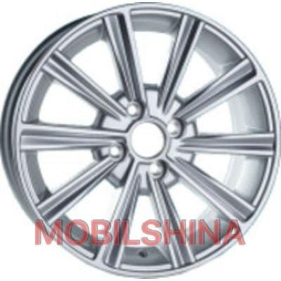 R15 6.5 4/98 58.6 ET35 JH 1280 Silver литой