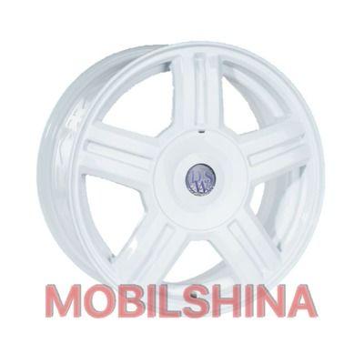 R15 6.5 4/98 58.6 ET35 JH 3321 White литой