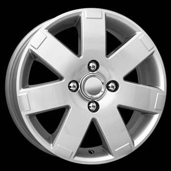 R15 6 4/108 63.4 ET52.5 КиК Фьюжн Silver литой