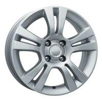 R15 6 4/100 56.6 ET39 КиК Корса Silver литой