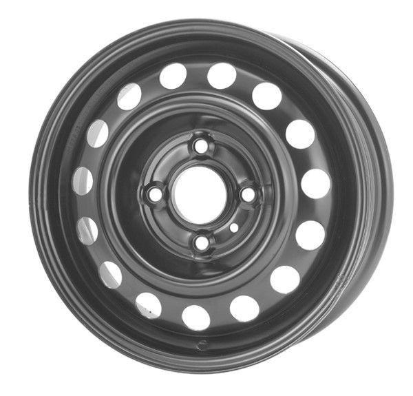 R13 5 4/100 56.6 ET45 Кременчуг Chevrolet Aveo Black стальной