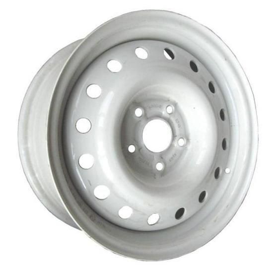Диски R15 6 5/139.7 98 ET40 Кременчуг К207 (Нива-Chevrolet) White стальной