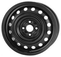 R14 5.5 4/100 60.1 ET43 Кременчуг К216 (Dacia) Black стальной