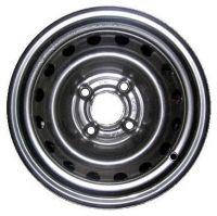 R14 5.5 4/100 56.6 ET45 Кременчуг К218 (Aveo) Black стальной